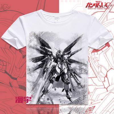 Gundam Short Sleeve Anime T-Shirt V6
