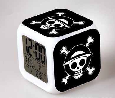 One Piece Digital Anime Alarm Clock V6