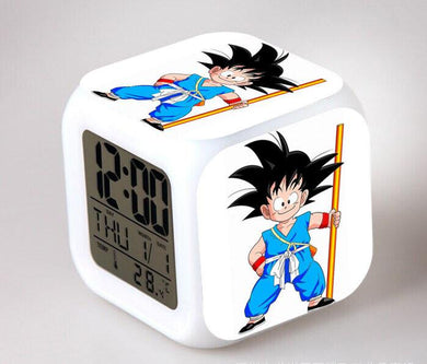 Dragon Ball Z Digital Anime Alarm Clock V6