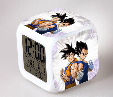 Dragon Ball Z Digital Anime Alarm Clock V7