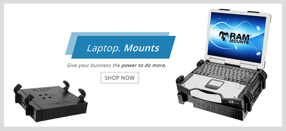 RAM Laptop Mounts - RAM Mounts Thailand Reseller