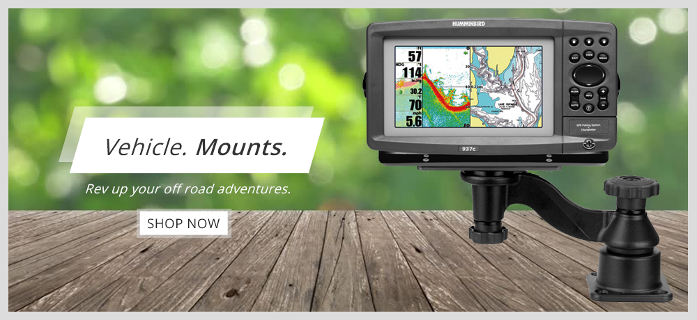Vehicle Mounts - RAM Mounts Thailand Reseller