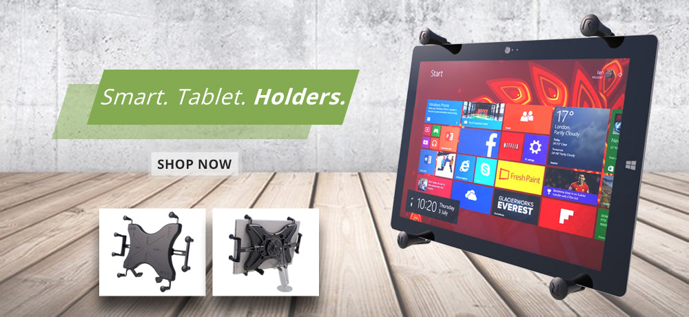 RAM Tablet Holder - Mounts Thailand
