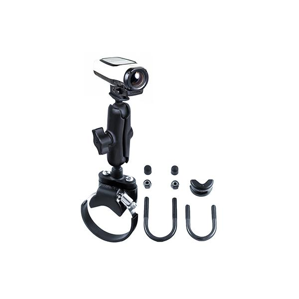 RAM® ATV/UTV Rail Mount with Garmin VIRB Camera Adapter (RAM-B-231Z-2-GA63U)