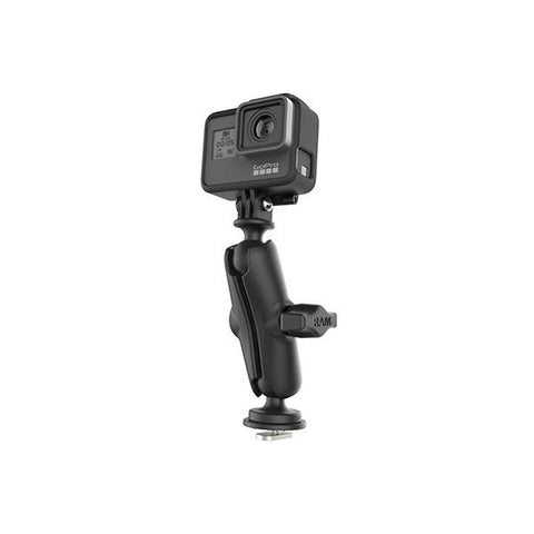 RAM® Track Ball™ Universal Action Camera Mount (RAP-B-202-GOP1-354-TRA1U)