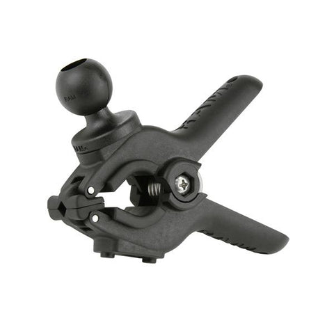 "RAM Universal Medium Tough-Clamp with 1"" Rubber Ball (RAP-B-397-2U) - Mounts Thailand - RAM Mounts Thailand"