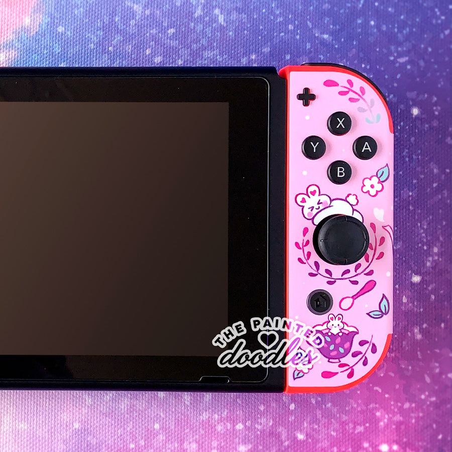 TeaBuns Switch Decal