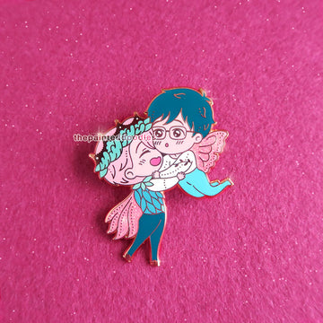 Fairy Dust Enamel Pin