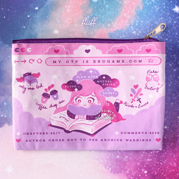 Carry Your OTP Pouch: Fluff