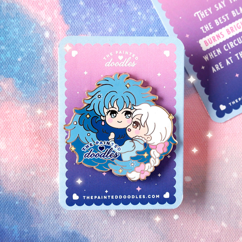 Starlight Enamel Pin
