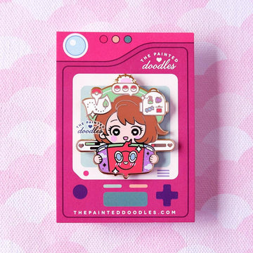 Trainer 2 Enamel Pin