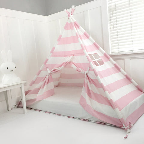 Canopy Bed Tent   with Doors