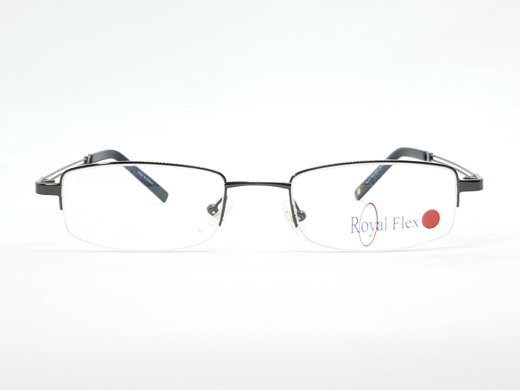 TITANIUM ROYAL FLEX R32 HALF RIMLESS