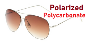 Polarized Gradient Non-Prescription + Polycarbonate