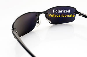 Polarized Solid Tint Non-Prescription + Polycarbonate