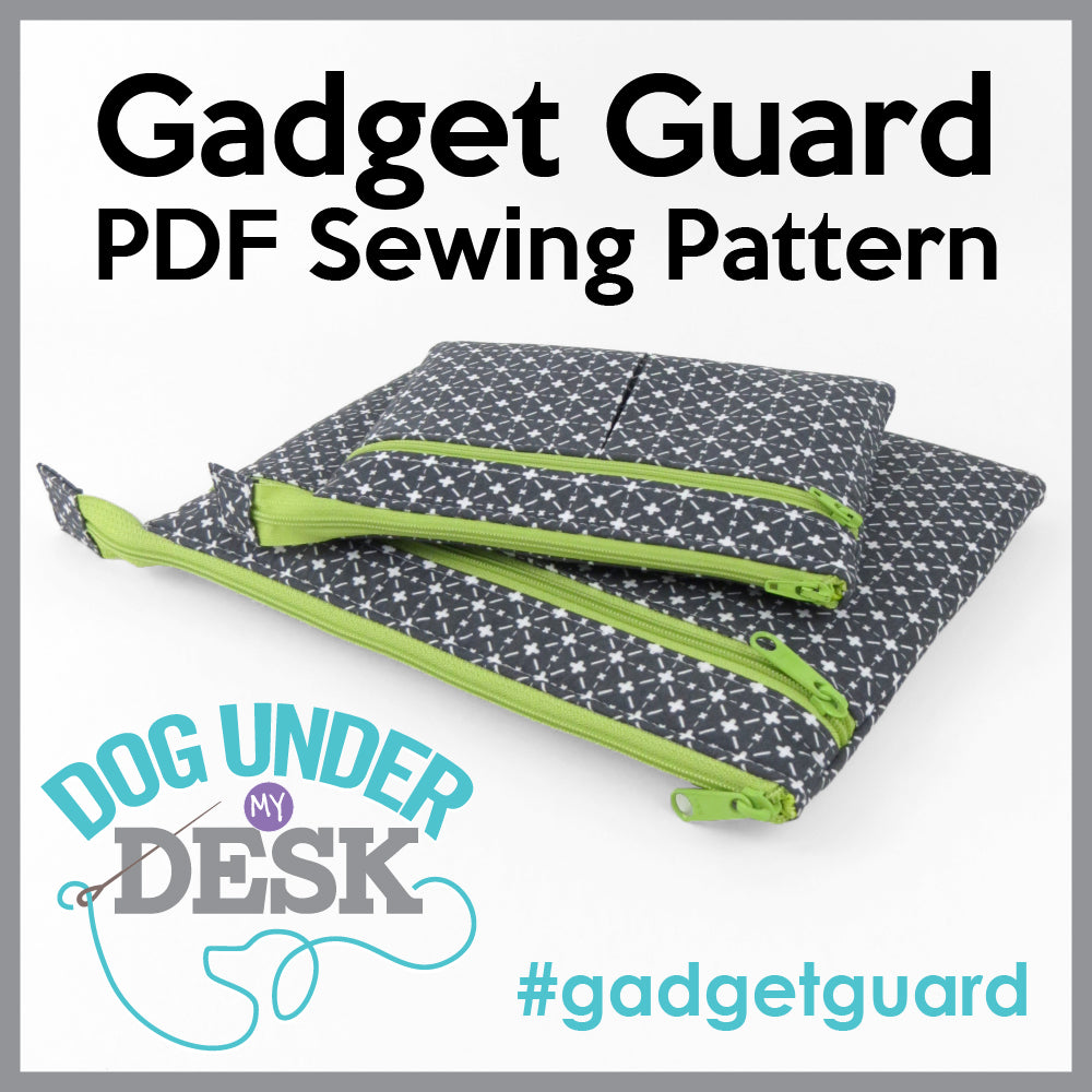 Gadget Guard Sewing Pattern
