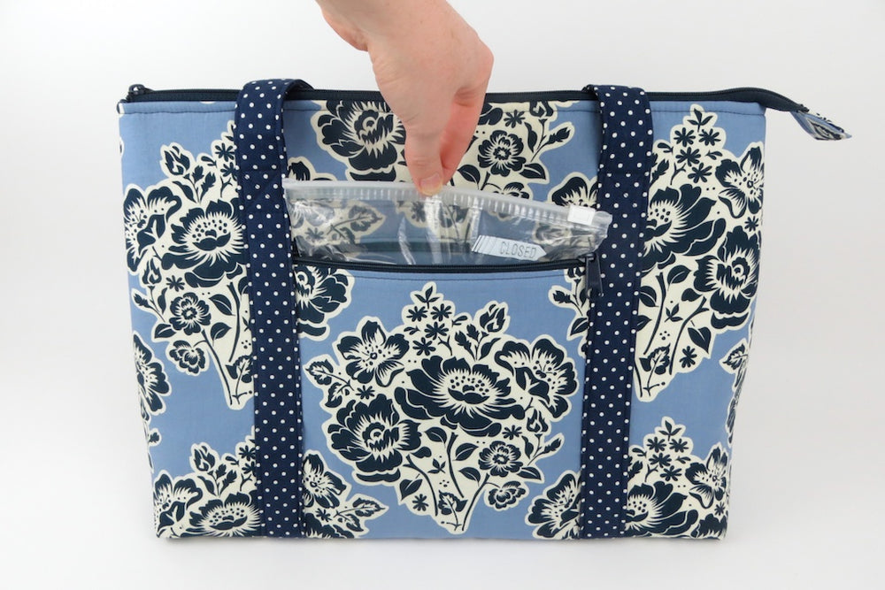 Takeoff Tote Sewing Pattern