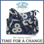 Time for a Change Toddler & Baby Bag Sewing Pattern