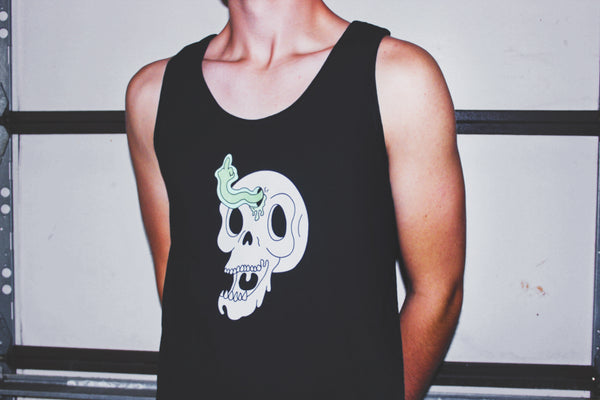 'Talk To The Hand' Tank Top
