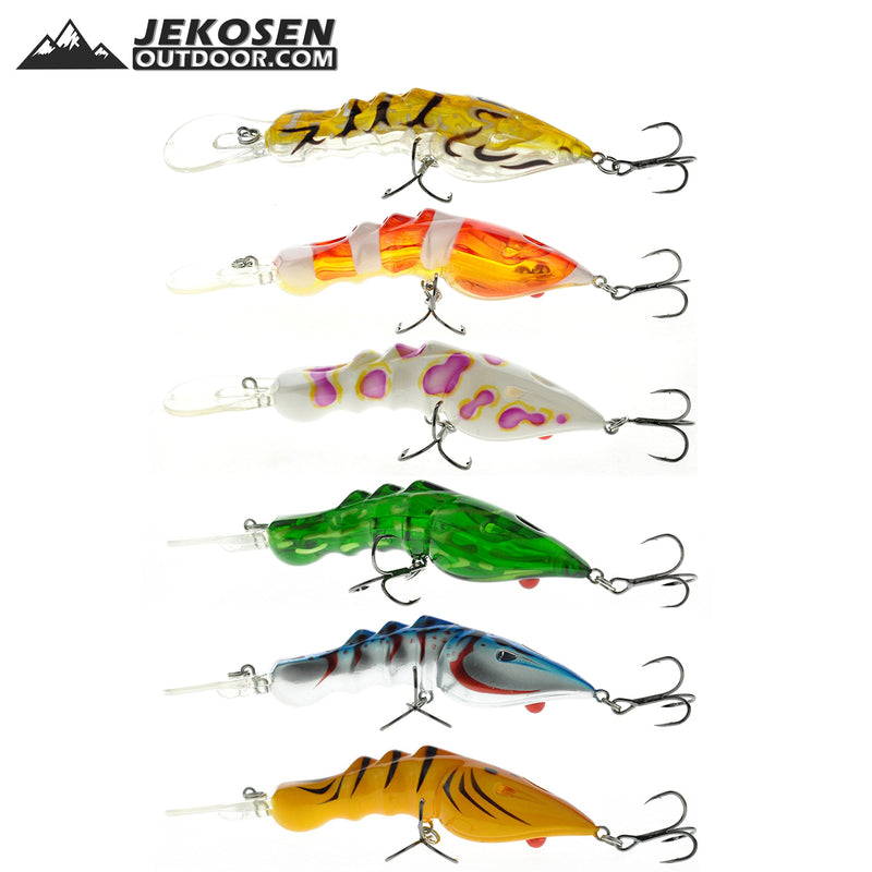 Predator Labs Genetic Metamorphosis Medusa Fishing Lures - JEKOSENOUTDOOR