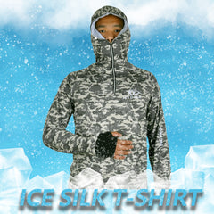 JEKOSEN® Ice Silk Quick-Dry Long Sleeve Camouflage Fishing Shirts - JEKOSENOUTDOOR