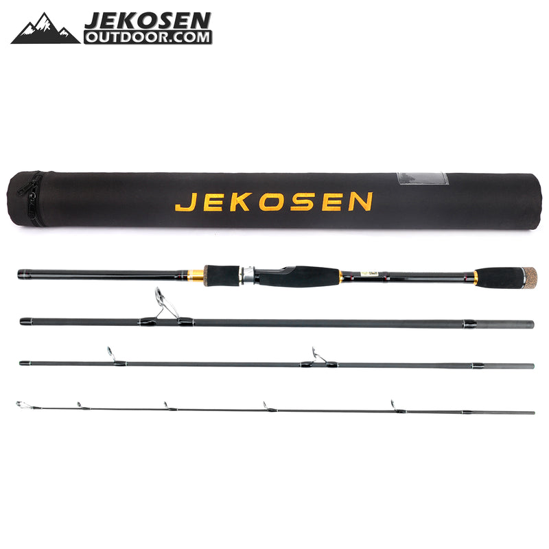 JEKOSEN® Travel Spinning Rod - JEKOSENOUTDOOR
