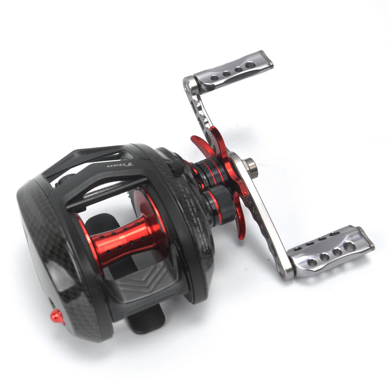 JEKOSEN® 6061 Aviation Aluminum Fishing Reel Handle for Baitcasting - JEKOSENOUTDOOR