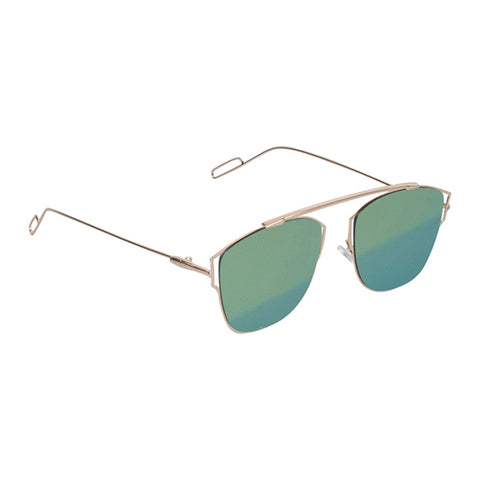 1007B - Mazara Palma Sunglasses - GREEN