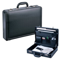 "2007C - Mancini Business Collection Expandable 15.6"" Laptop Case"
