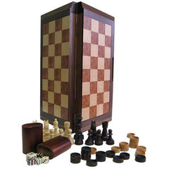 2008A - Birks Business Collection 3-in-1 Game Set