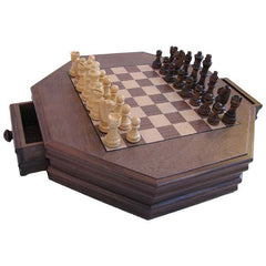 2008B - Birks Business Collection Chess Set