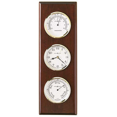 2506A - Howard Miller Weather Station Wall Clock