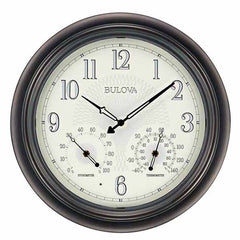 2506C - Bulova Weather Master Wall Clock