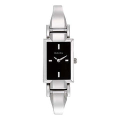 3003C - Bulova Stainless Steel Bangle Watch for Ladies