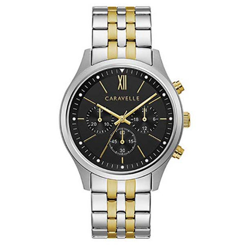 3004A - Bulova Caravelle Chronograph Watch for Men: