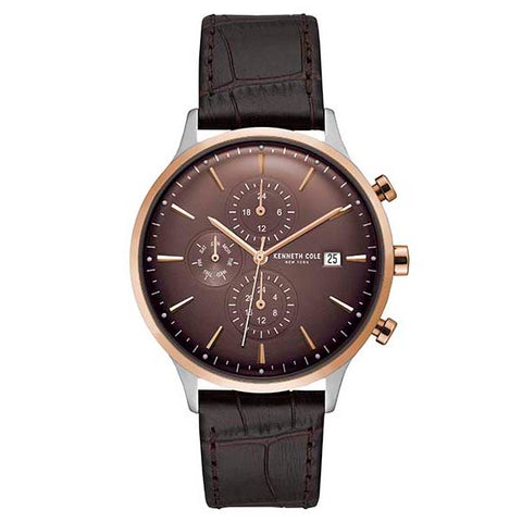 3004C - Kenneth Cole Automatic Chronograph Watch for Men
