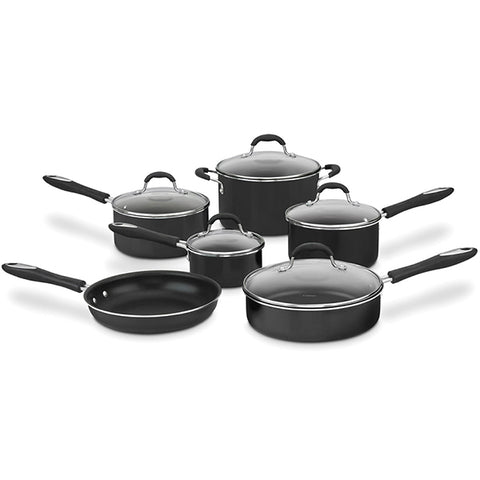 4510B - Cuisinart Advantage 11-Piece Cookware Set