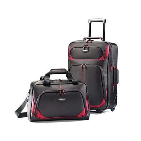 A1502 - Samsonite Tessera 2 Piece Luggage Set