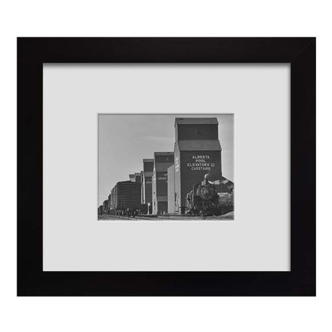 B2003 - Alberta Pool Elevators Framed Print