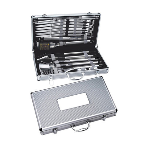 D1003 - Flex 24-Piece Deluxe BBQ Set
