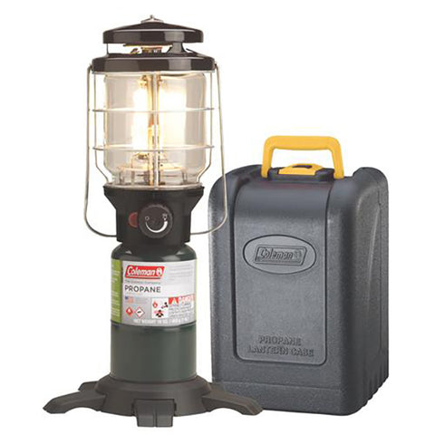 DRT1-92 - Colemen NorthStar® Propane Lantern with Hard Carry Case