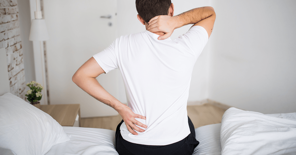 Top 5 Tips To Choosing The Best Neck & Back Pain Mattress