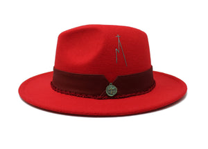House of Hatters- Arabella Womans Fedora 1