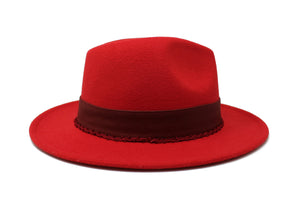 House of Hatters- Arabella Womans Fedora 8