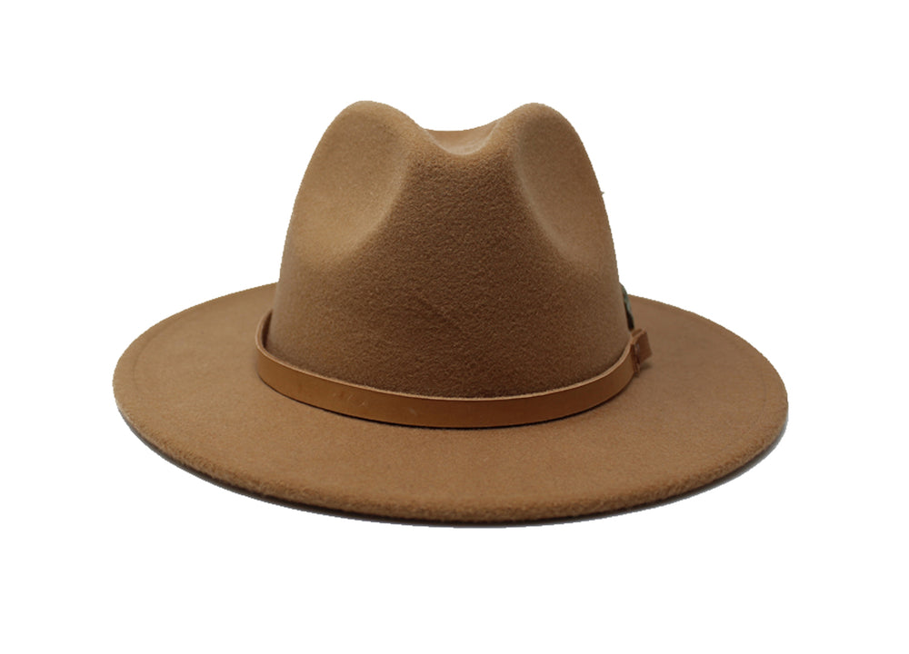House of Hatters- Hugo Mens Fedora 2