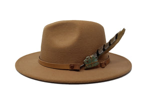 House of Hatters- Hugo Mens Fedora 1
