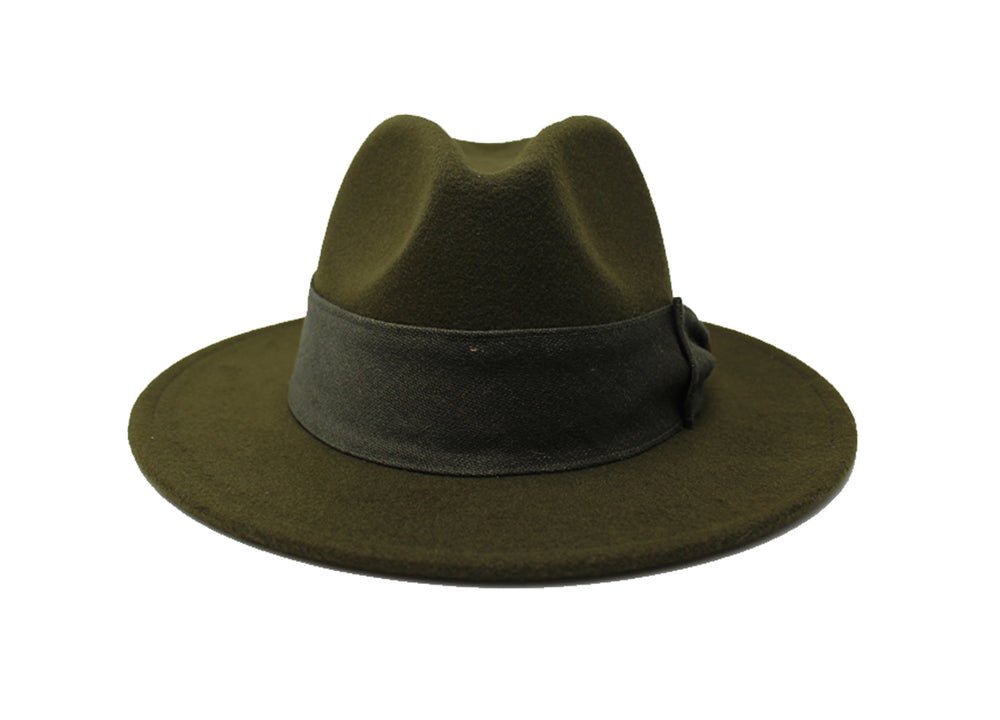House of Hatters- Ian Mens Fedora 2