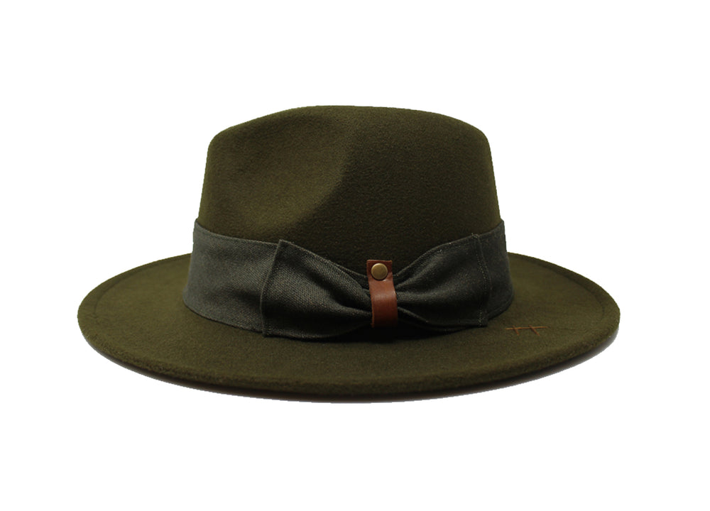 House of Hatters- Ian Mens Fedora 1