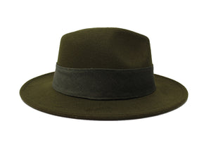 House of Hatters- Ian Mens Fedora 7