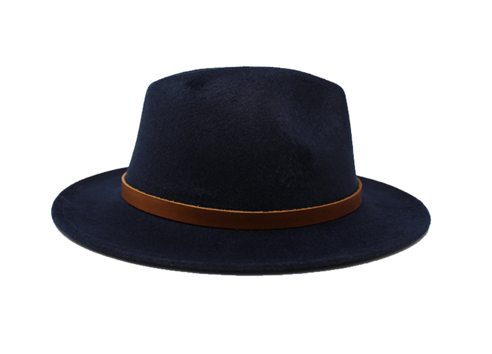 House of Hatters- Leonardo Mens Fedora 6